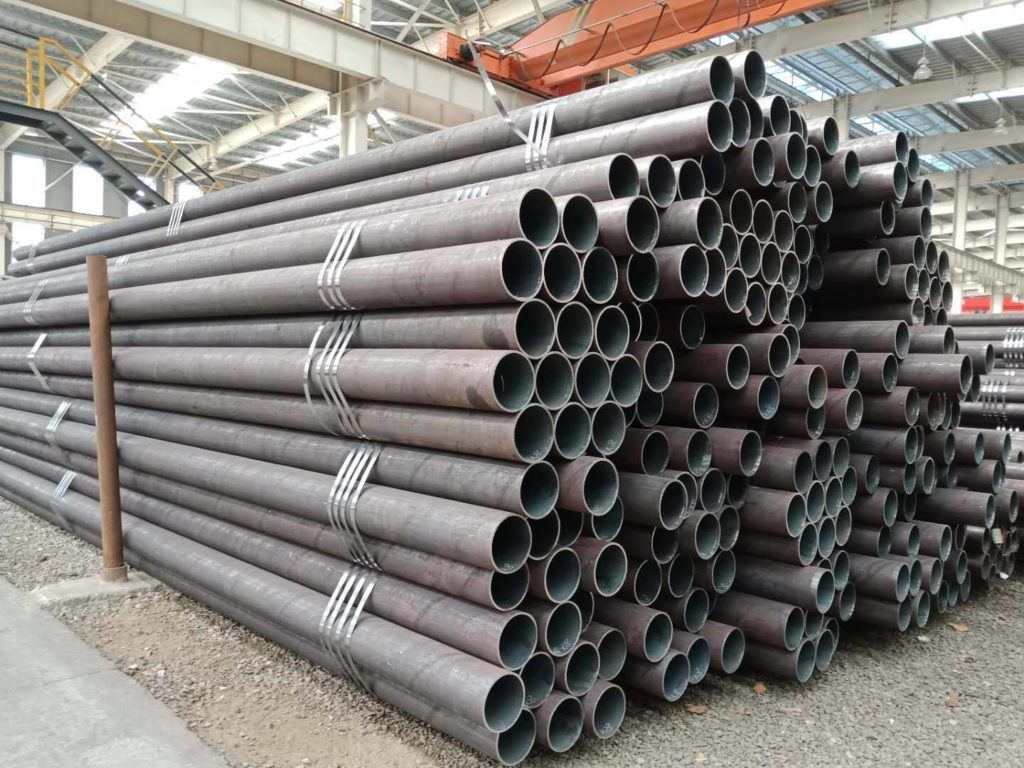 seamless steel pipe ready to ship