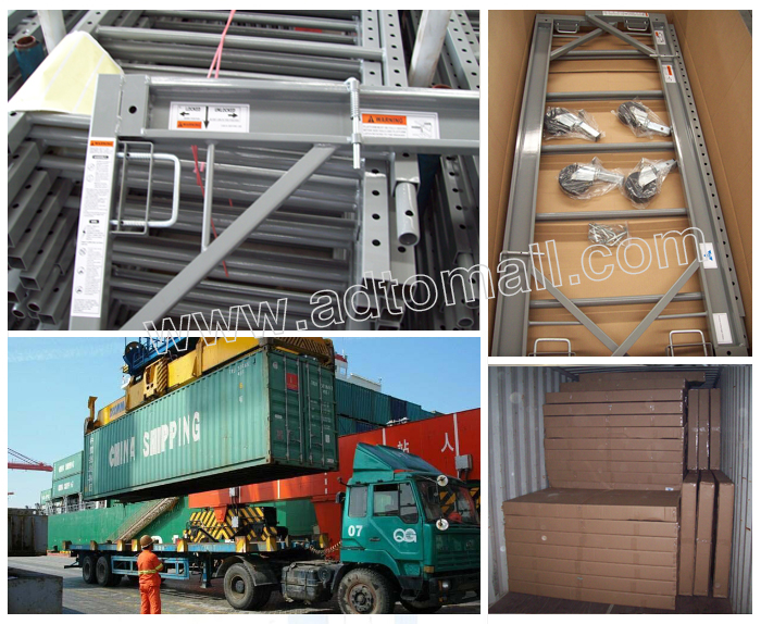 American frame packaging shipping 6' multi-functional scaffold