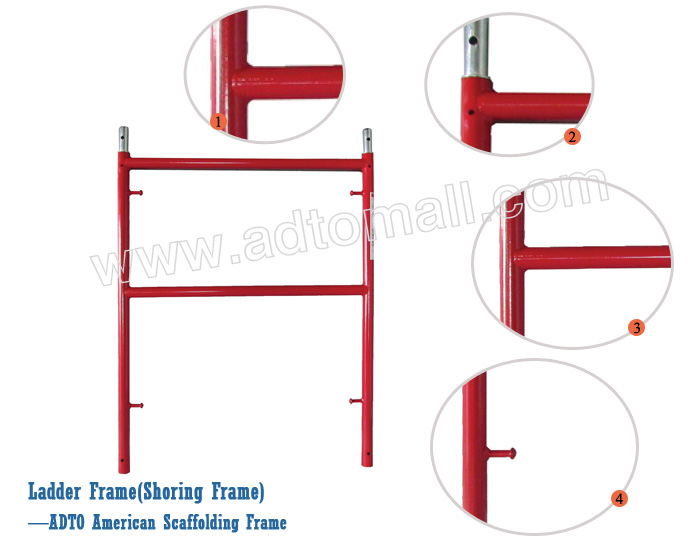 American frame product image shoring frame