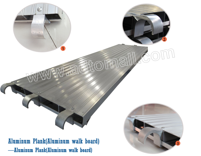 American frame product image Aluminum Plank