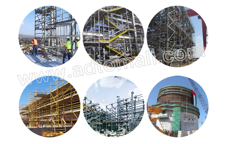 frame scaffolding applications