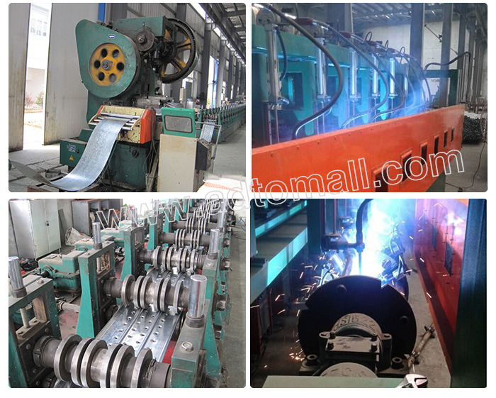 Hot dipped galvanzied kwikstage product equipment