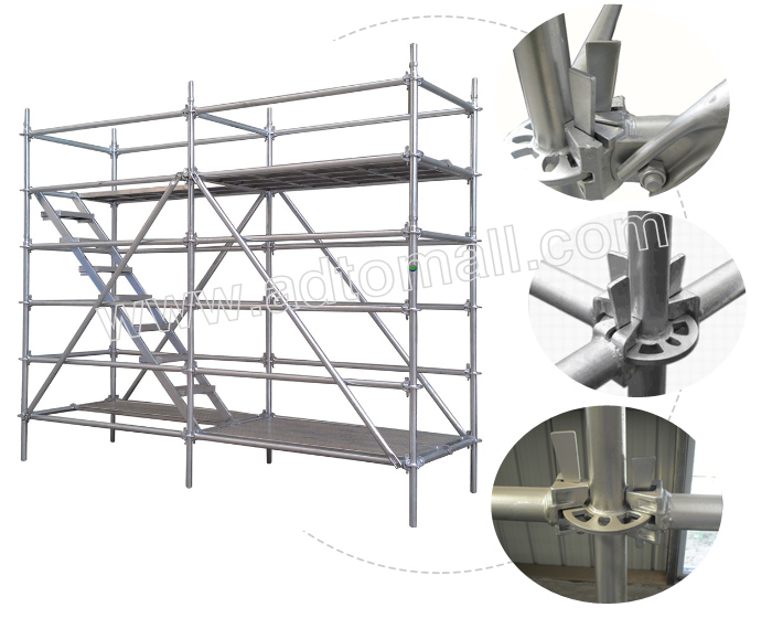 ringlock scaffolding product images