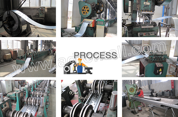 steel plank product process