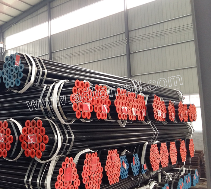 thermoforming steel pipe
