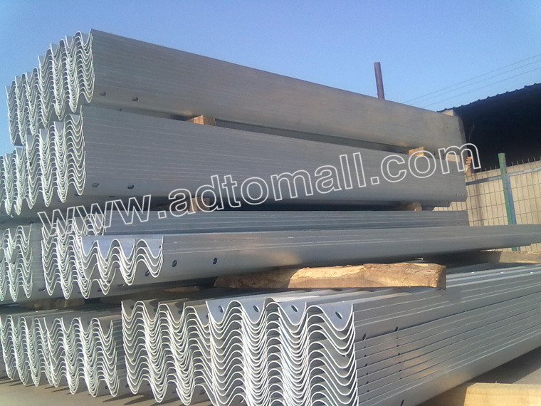 highway guardrail product images