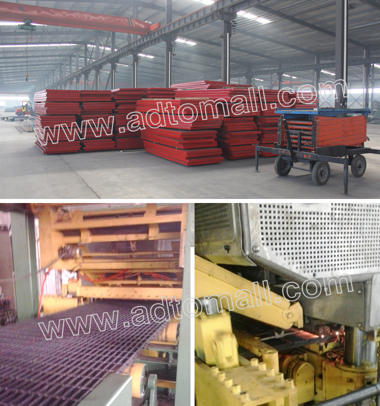 steel grating product equipment