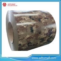 Picture of Color Coated Hot Dipped Galvanized Steel Coil
