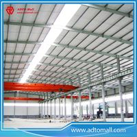 Picture of Portal Frame Steel Structure Prefabricated Workshop