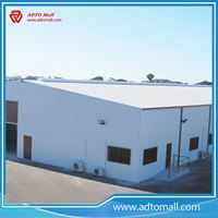 Picture of Light Frame Prefab Steel Structure Warehouse