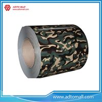 Picture of Prepainted Galvalume Steel Coil