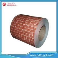 Picture of Prepainted PPGL Steel Coil