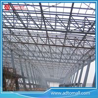 Picture of Space Grid Truss Structural Steel Warehouse