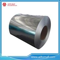 Picture of Hot Rolled Galvanized Steel Coil
