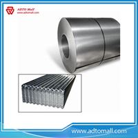 Picture of Galvanized SteelCoilsfor Roofing