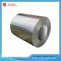 Picture of Thickness 0.12-2.0mm Galvanized Steel Coil Zero Spangle