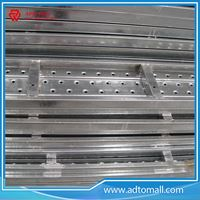 Picture of 225*38*4000mm Galvanized Scaffolding Steel Board