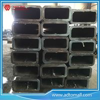 Picture of Large Diameter Size Rectangular Pipe 300*100 RHS Steel Pipe For Construcion