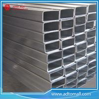 Picture of Custom Size And Thickness ASTM A500 Rectangular Pipe