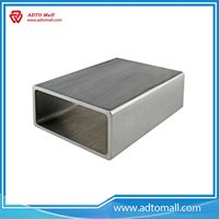 Picture of Q235 Welded Rectangular Pipe With Quick Delivery Time