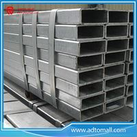 Picture of Hot sale 200*400 RHS Steel Pipe Galvanized Rectangular Tube