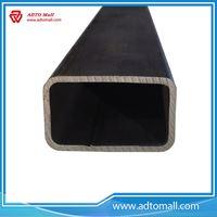 Picture of 50mmx100mmx5mmx6m ERW Rectangular Steel Pipe