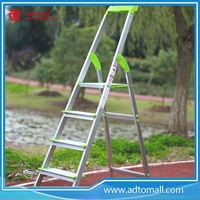 Picture of Aluminum Folding Home Step Ladder