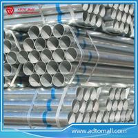 Picture of 168.3mmx3.25mmx6m Hot Dipped Galvanized Pipe