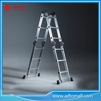 Picture of Aluminum Multi Purpose Folding Ladder