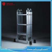 Picture of Aluminum Folding Extend Multi Purpose Ladder