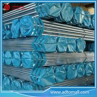 """Picture of BS1387 Gr.A 1""""x2.6mmx6m Hot Dipped Galvanized Tube"""