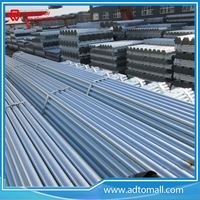 """Picture of BS1387 Gr.A 3/4""""x2.3mmx6m Galvanized Pipe"""