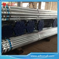 """Picture of BS1387 Gr.A 1/2""""x2mmx6m Hot Dipped Galvanized Pipe"""