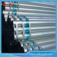 Picture of 114.3mmx3mmx6m Zinc Coating Round Steel Pipe