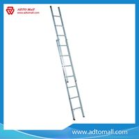 Picture of Two Sections Extend Aluminum Ladder