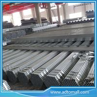Picture of EN10219 88.9mmx2.5mmx6m Hot Dipped Galvanized Pipe