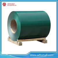 Picture of Prepainted GI Steel Coil
