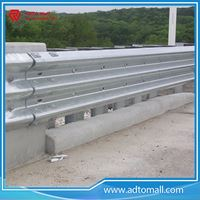 Picture of Hot Dip Galvanized Road Safety Barriers
