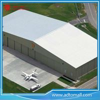Picture of Structural Steel Aeroplane Hangar Shed