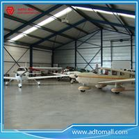 Picture of Steel Structure Plane Hangar Warehouse