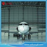 Picture of Light Gauge PEB Building Steel Aircraft Hangar