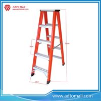 Picture of Insulation Fiberglass A Frame Ladder