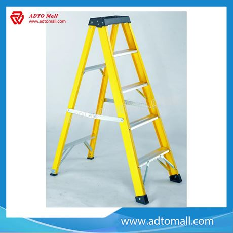 Picture of EN131 Fiberglass Ladder A Shape