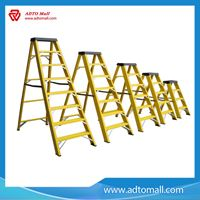 Picture of Double Side Fiberglass Ladder
