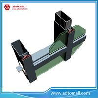 Picture of Aluminum Glass Curtain Wall