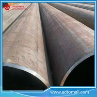 Picture of 2300mmx9mmx6m LSAW Steel Pipe