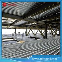 Picture of Galvanized Steel Sheet Metal Floor Slab