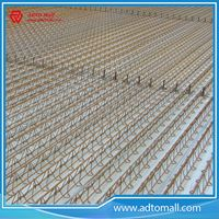 Picture of Steel Bar Truss Decking Floor Support Plate