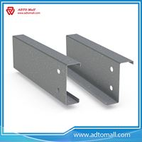 Picture of Galvanized C/Z Purlin Steel Channel Profile