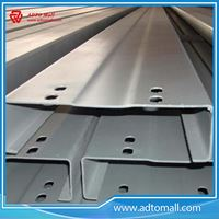Picture of Hot Dip Galvanized Purlin Girt C/Z Channel Beam